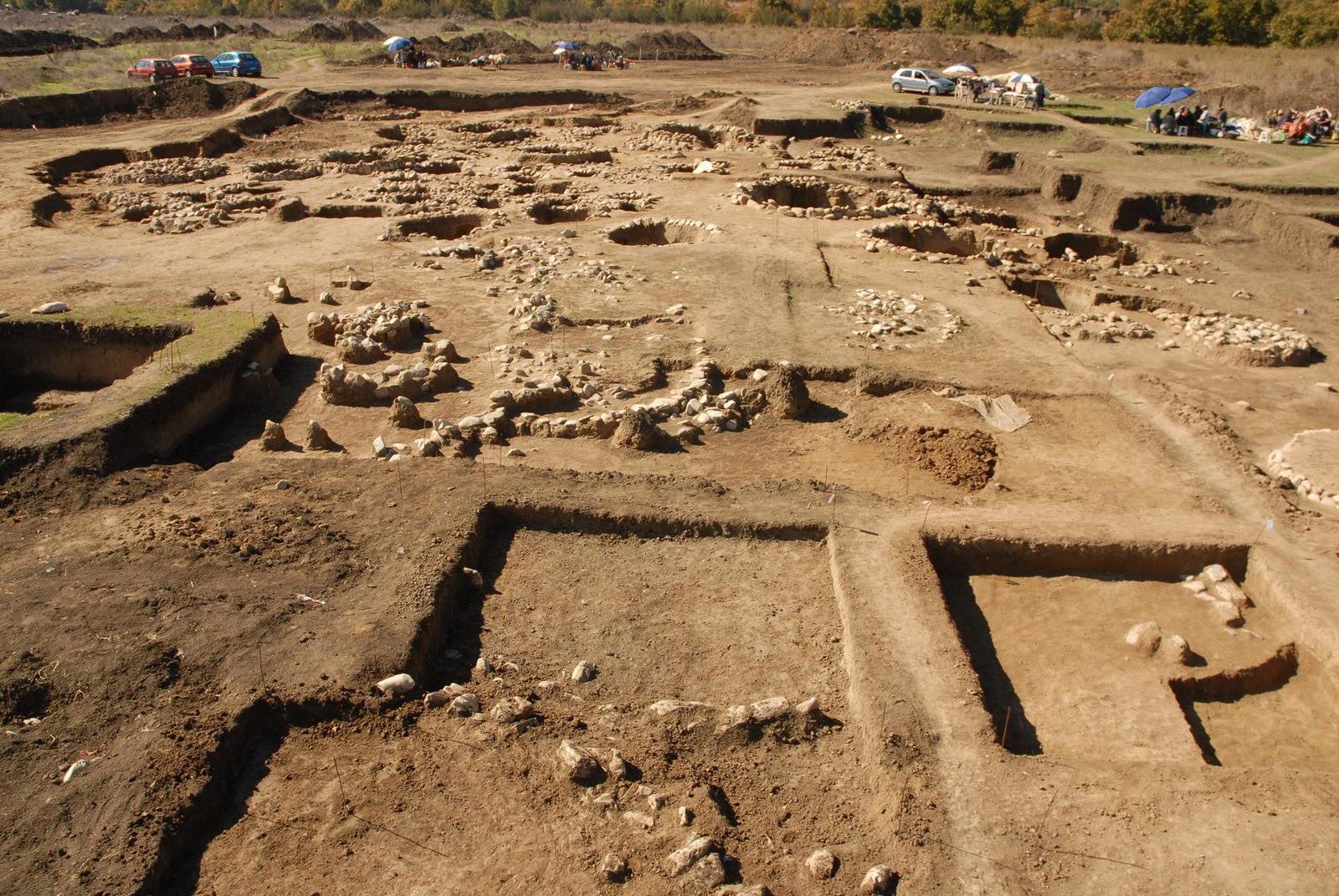 Αρχαιολογικά ευρήματα και μνημεία στο Νομό Κοζάνης
