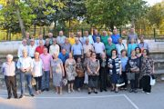 Συνάντηση των αποφοίτων του 6ταξίου Γυμνασίου Σερβίων 1967-1968