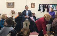 Στην κοπή της πίτας του συλλόγου Γυναικών Σερβίων ο Πρόεδρος της Κοινωφελούς Επιχείρησης Φώτης Ζυγούρης (μήνυμα, φωτό)