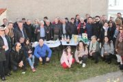 Γιορταστική Γενική Συνέλευση και κοπή βασιλόπιτας με βραστή γίδα, τσιγαρίδες και άφθονο κρασί από το σύλλογο Λιβαδεριωτών Κοζάνης
