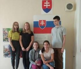 Συνεργασία του Λυκείου Βελβεντού με σχολείο της Σλοβακίας