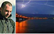 H εντυπωσιακή φωτογραφία με την »Καταιγίδα στη λίμνη Πολύφυτου » του Στέλιου Ντεμογιάννη στον 2ο διαγωνισμό φωτογραφίας που διοργανώνει το MeteoGR!