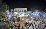 H Αναστάσιμος Ακολουθία στην Κεντρική Πλατεία Σερβίων - video