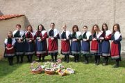 Οι Λιβαδεριώτισσες της Κοζάνης αναβίωσαν με επιτυχία το έθιμο των Λαζαρίνων (βίντεο – φωτογραφίες)