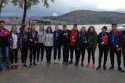 Εξαιρετική εμφάνιση και πολλά μετάλλια για τον Ν.Ο. Κοζάνης «Ο Αλιάκμων» στους διασυλλογικούς αγώνες κωπηλασίας του Ναυτικού Ομίλου Καστοριάς