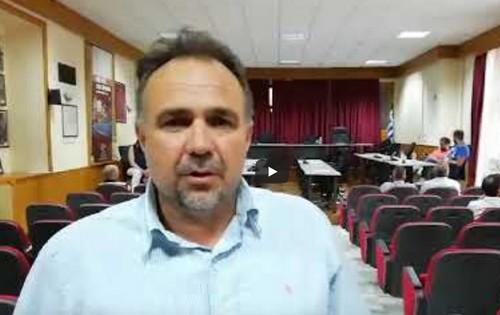 Συνεδρίαση του Δ.Σ. του Επιμελητηρίου Κοζάνης στα Σέρβια – Νίκος Σαρρής: «Στόχος η καταγραφή των προβλημάτων αλλά και των προοπτικών της περιοχής»