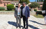 Στο «1ο συνέδριο για τη δημιουργία μιας έξυπνης και βιώσιμης πόλης» συμμετείχε ο Δήμαρχος Σερβίων Χρήστος Ελευθερίου