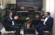 Η παρουσία του Αλέξη Τσίπρα στη συνεδρίαση του δημοτικού συμβουλίου Σερβίων – ο χαιρετισμός του Δημάρχου