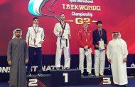 Απόστολος Τεληκωστόγλου –  Στην Κορυφή του G2 Open Taekwondo στην Fujairah στα Ηνωμένα Αραβικά Εμιράτα την Κυριακή 02/02/2020