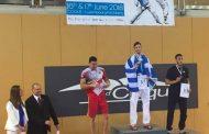 Χρυσό μετάλλιο για τον Απόστολο Τεληκωστόγλου στο πρωτάθλημα G1 στο Λουξεμβούργο