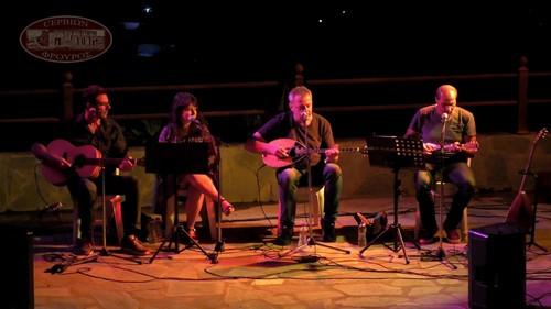 Μουσικό αφιέρωμα στο Ρεμπέτικο τραγούδι (βίντεο 130΄).
