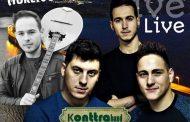 Χορός της Γ' τάξης του Γενικού Λυκείου Σερβίων στο Ανεμοχάδι με τους Konntra Band