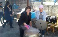 Άναψε ο φανός και γιορτάστηκαν τα κούλουμα στην Ελάτη (φωτογραφίες)