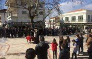 H εκδήλωση μνήμης για το ολοκαύτωμα των Σερβίων-Βίντεο και φωτογραφίες