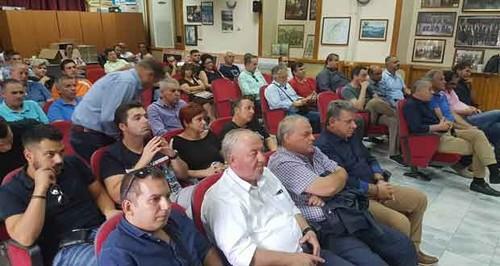 Τα προβλήματα των επιχειρήσεων στο επίκεντρο της 1ης διευρυμένης συνεδρίασης εμπορικών συλλόγων ΠΕ Κοζάνης