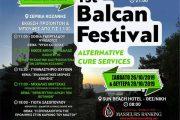 1st Balcan Festival alternative cure services την Κυριακή 27/10 στο Πολιτιστικό κέντρο Σερβίων